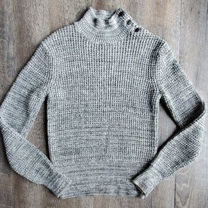 GAP | Cotton Blend Turtleneck Sweater | Medium